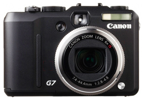 Canon G7 - FRONT